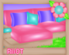 Floree~ L Couch