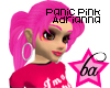 (BA) Panic Pink Adrianna