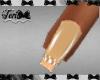 Butter Cream Fingernails
