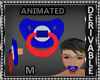 Animated Pacifier Mesh M