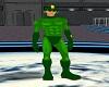 MegaMan Helmet Green