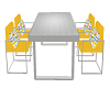 Table Butterly