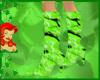 toxic ivy boots