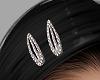 Cancer hair clips