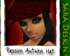 (SD)Passion Autumn Hat