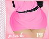 PINK-Pink Skirt PF