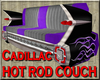 @ Cadillac Hot Rod Couch