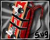 {S} Red Bag N' Board [F