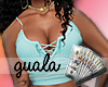 Teal Camisole :*