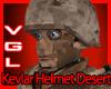 Kevlar Helmet Desert