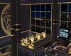 Versace livingroom