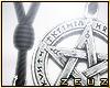 Pentagram Necklace F