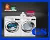 Washer & Dryer Animated