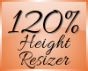 Height Scaler 120% (F)