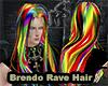 Brendo Rave Hair