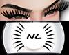 !N Eyelashes All Head