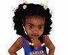 Kids Harlem 2 Ponytails