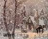 M! snow scene