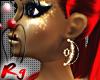 [Rg]Or Earrings