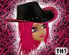 Punkette Cowgirl Hat v1