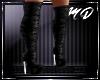 Long Leather Heel
