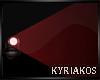 -K- Red Spot Light