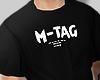 r. Shirt - M tg - Black