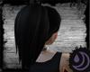 Black Lillith Ponytail