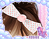 ✿ lil heart bow