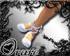 {O}Ballet Slippers Blanc