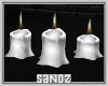 S. Candles