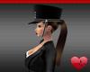 Mm Majorette Hat Hair