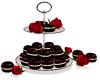Luxury Macarons on Tray