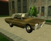 Brown Classic Car