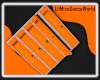 LilMiss Orange Lockers