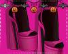 🎃 Bat Rosa V2 heels
