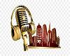 Microfone Rhonyn