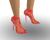diamond red shoes
