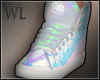 #! Shiny Holo Sneakers W