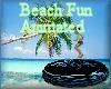 [my]Beach Fun Trampoline