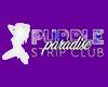Purple Paradise Mug