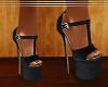 highest heel V1 BLACK