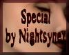 (N) Midnight Sconce