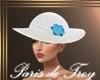 PdT White Spring Hat