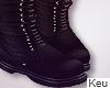 ʞ- Flat Boots V2