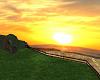 Cliff at dusk 2