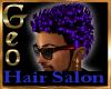 Geo Latino purple