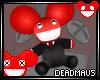 /5/ Deadmau5 Plush *X*