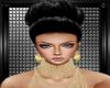 Hair Velvet Bride Black