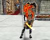 Flame Katana